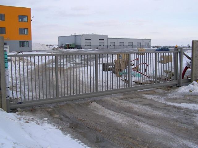 Realizovaná brána