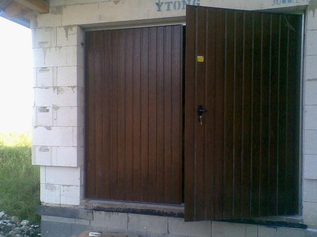 Realizovaná vrata
